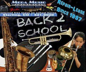 Back to School Website
