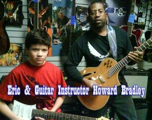Howie_with_Student