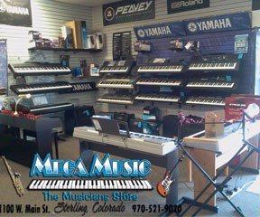 Mega-Music-New-Keyboard-Dept