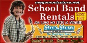 School band add banner