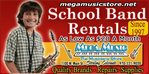 School band add banner