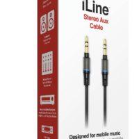 iLine Stereo Aux Cable