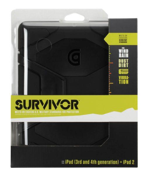 Survivor for iPad 2, iPad 3 and iPad (4th Gen)