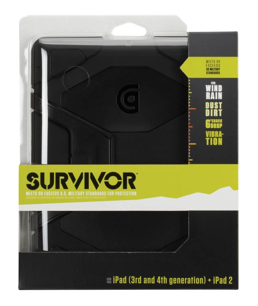 Survivor for iPad 2, iPad 3 and iPad (4th Gen)