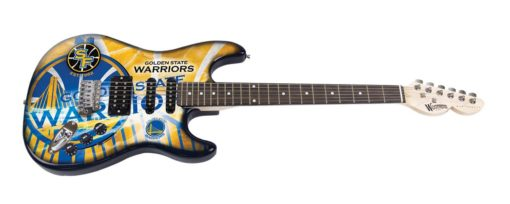 Golden State Warriors Northender Guitar