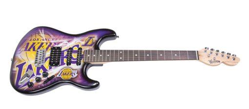 Los Angeles Lakers Northender Guitar