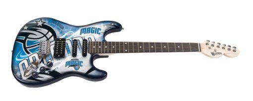 Orlando Magic Northender Guitar