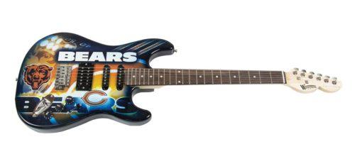 Chicago Bears Northender Guitar
