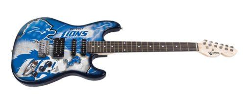 Detroit Lions Northender Guitar