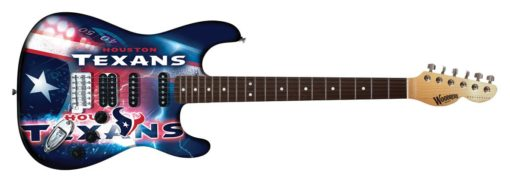 Houston Texans Northender Guitar