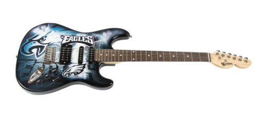 Philadelphia Eagles Northender Guitar