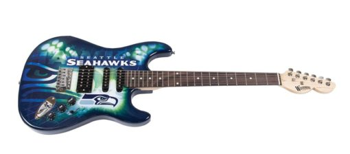 Seattle Seahawks Northender Guitar