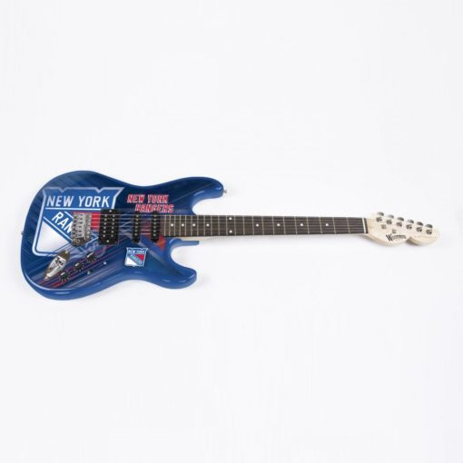 New York Rangers Northender Guitar