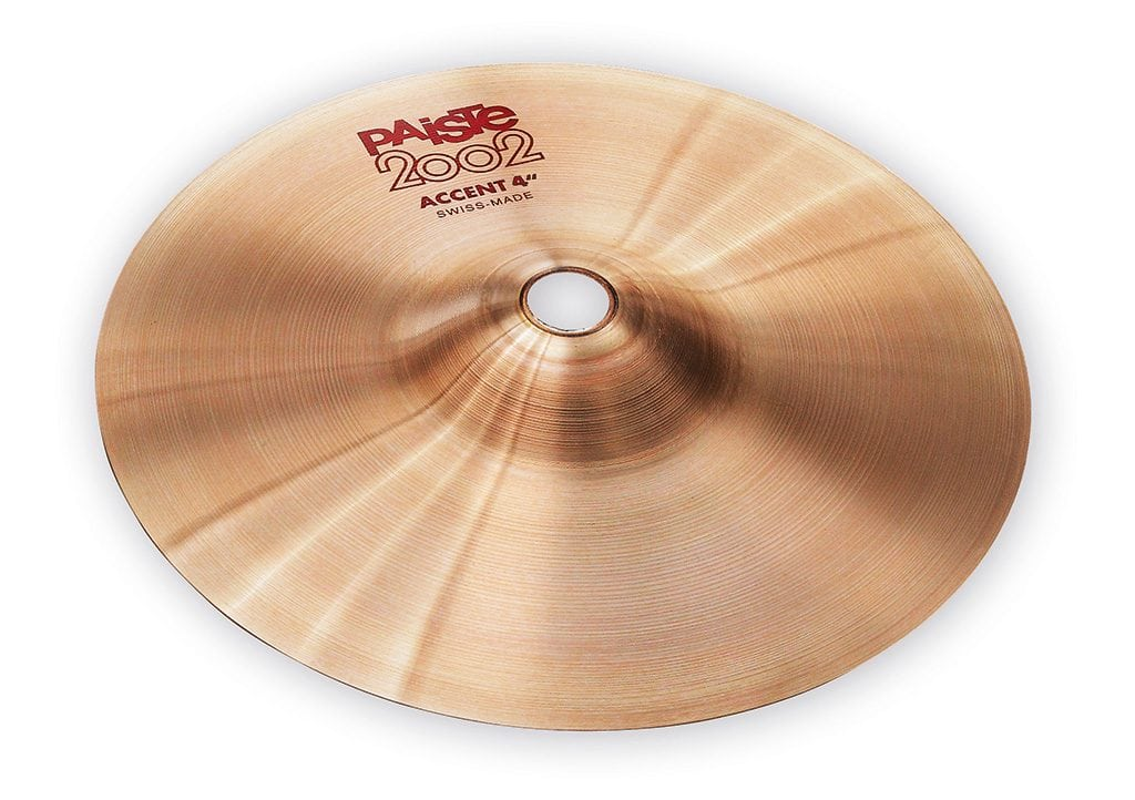 04 2002 ACCENT CYMBAL
