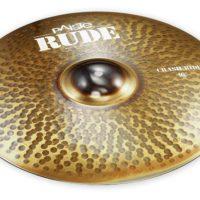 16 RUDE CRASH/RIDE