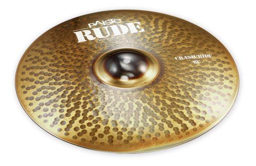 19 RUDE CRASH/RIDE