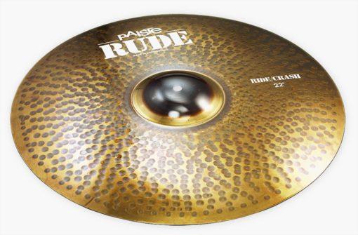 20 RUDE RIDE/CRASH