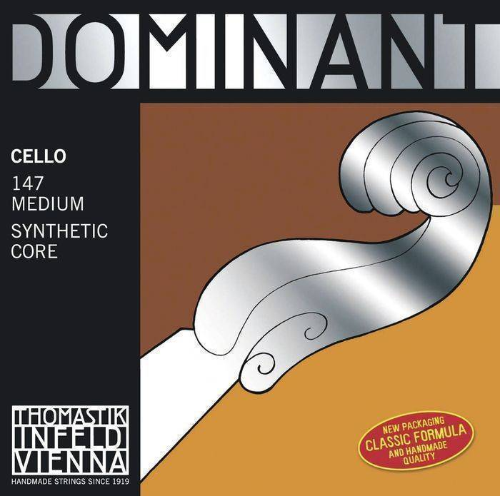 CELLO STG SET-DOMINANT