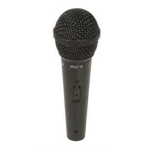 PV 7 Microphone XLR to XLR 1