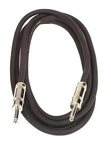 6 Ft. 12 Gauge S/S Speaker Cable