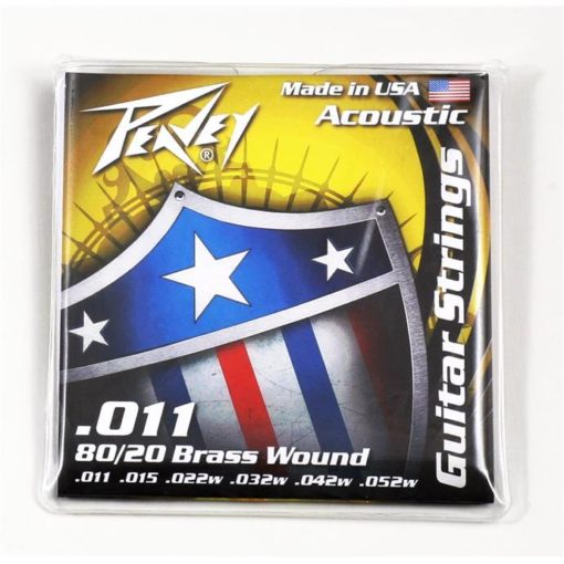 80/20 Acoustic Brass-Wound 11s