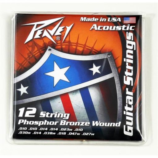 Phosphor Bronze-Wound Balanced 12s
