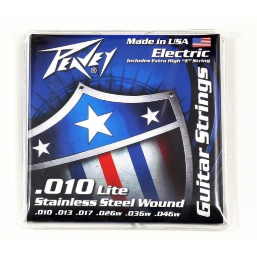 Stainless Steel-Wound Elements Balanced Lite 10s