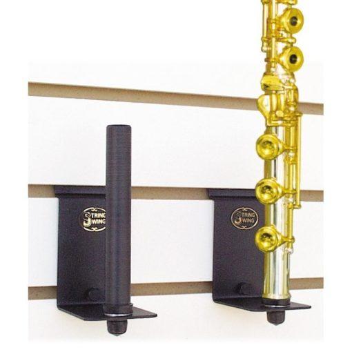 String Swing Flute Holder     Flatwall