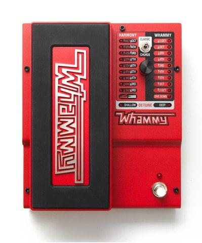 Bass Whammy pedal