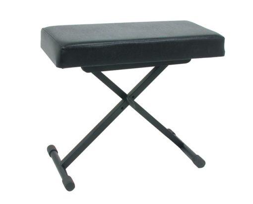 Keyboard Bench vinyl seat