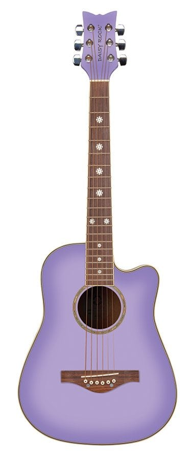 Wildwood Acoustic Purple Daze