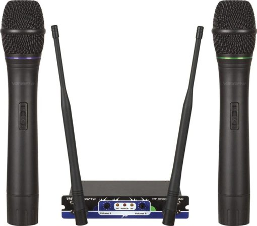 2 CHAN VHF WIRELESS MIC MOD