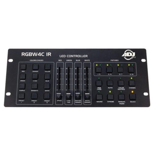 RGBW 4C IR