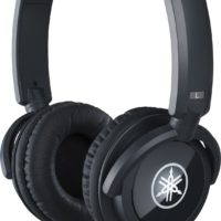 MID-RANGE INSTRUMENT HEADPHONES - BLACK
