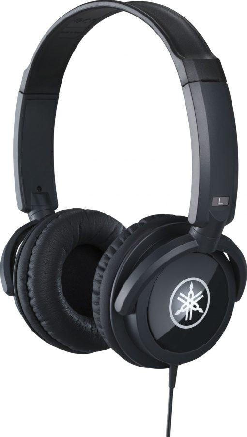 MID-RANGE INSTRUMENT HEADPHONES - BLACK