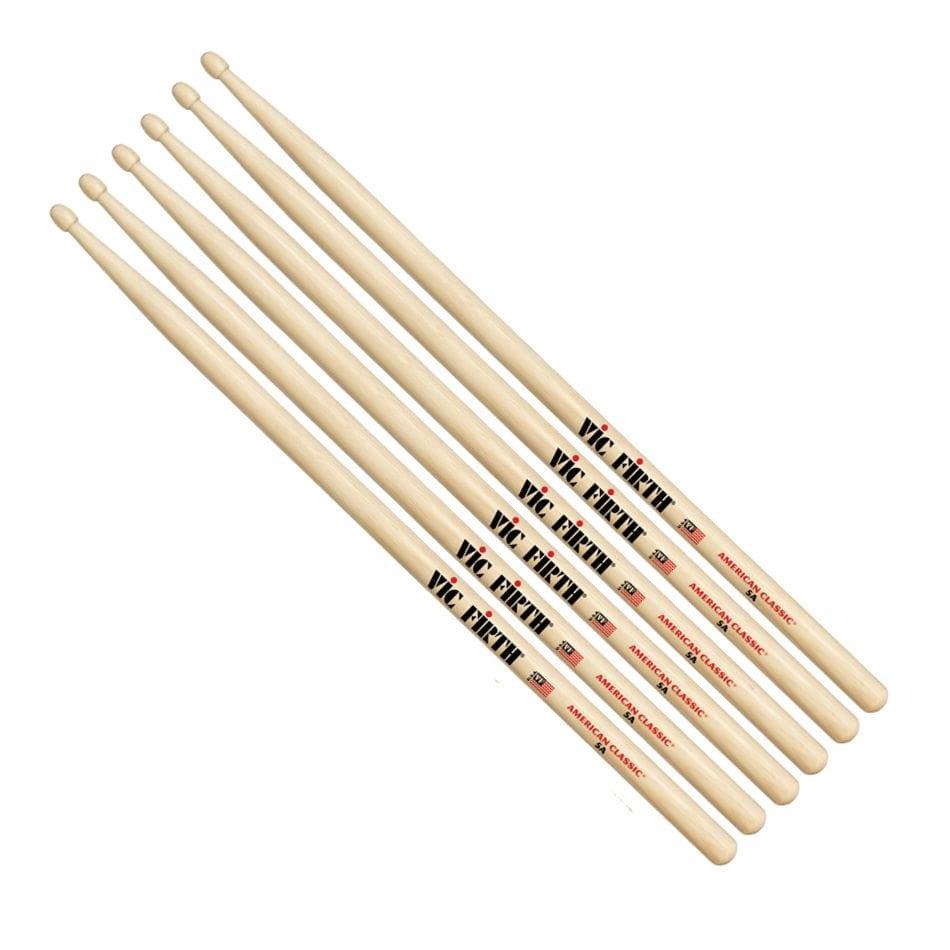 1 pair Drumstick Mallet Round Chip Design O5X8