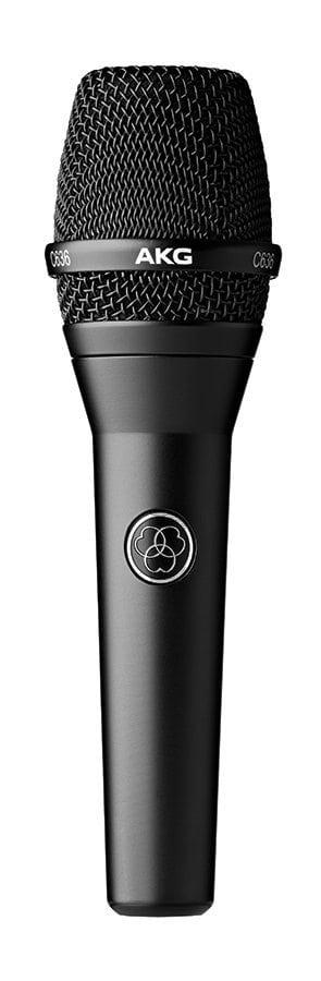 C636 handheld mic Black