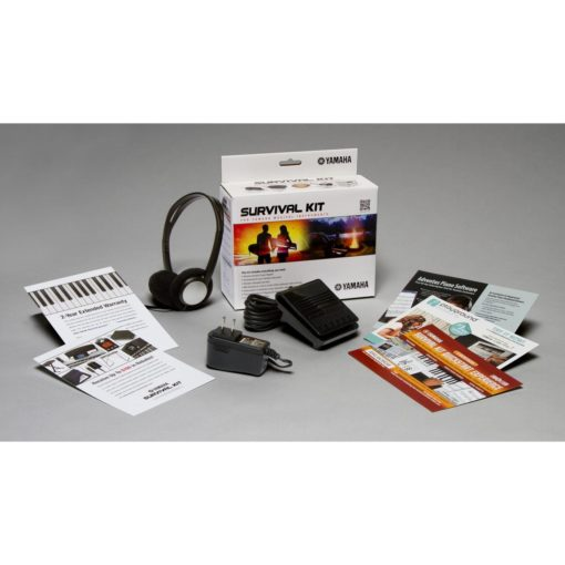 SK for PSRE253/E353/NP11/EZ220. Includes PA130 power adapter and footswitch