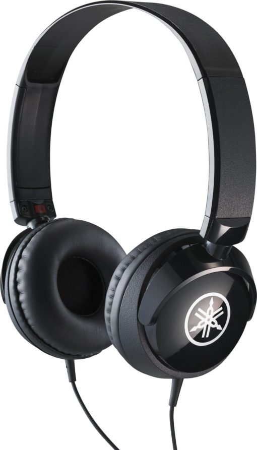 ENTRY-LEVEL INSTRUMENT HEADPHONES. BLACK