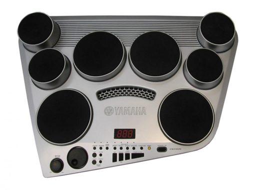 8-pad portable digital drumset