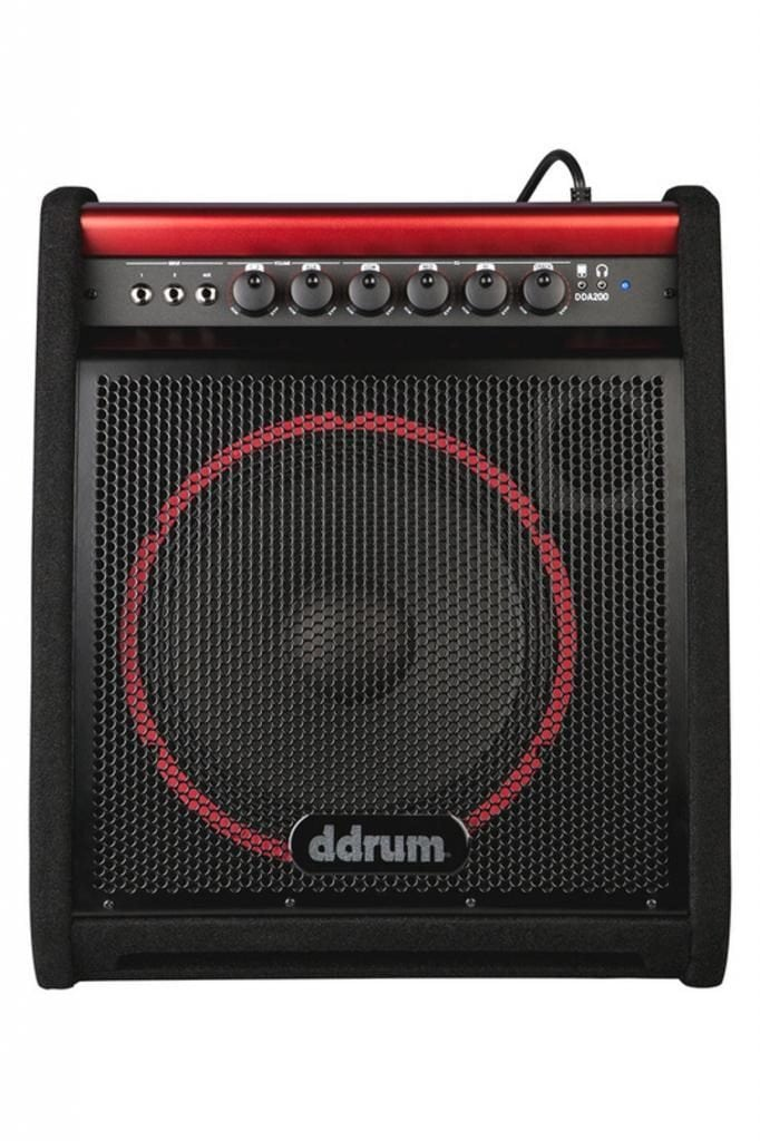 Ddrum 200 Watt E-Kit Amplifier
