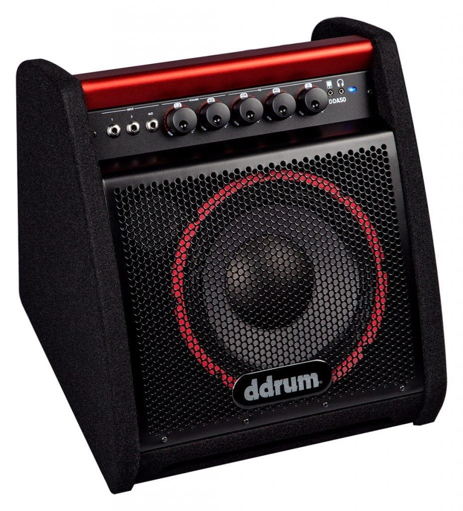 Ddrum 50 Watt E-Kit Amplifier