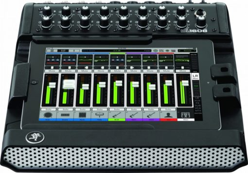 16-channel Digital mixer