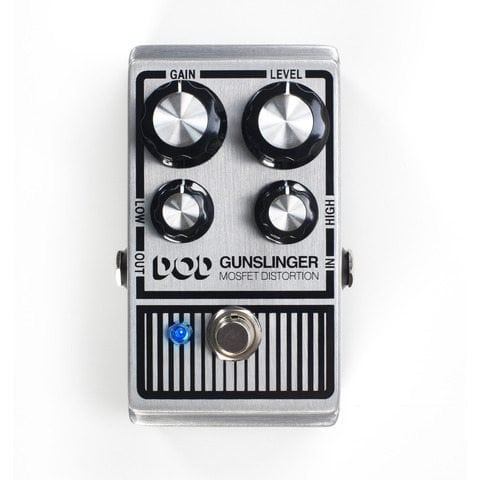 DOD MOSFET DISTORTION PEDAL