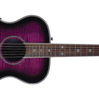 Pixie A/E Plum Purple Burst