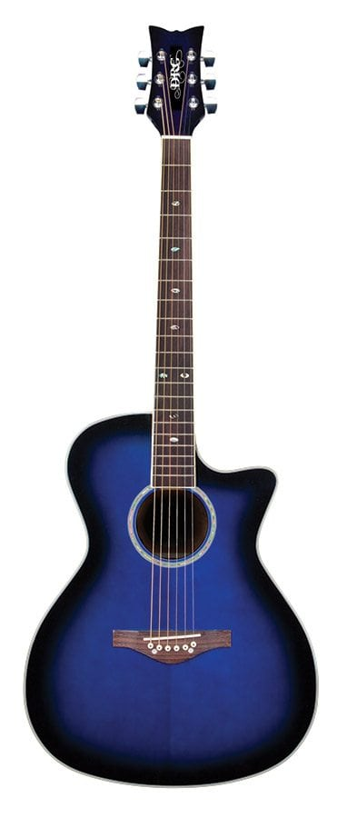Wildwood A/E Royal Blue Burst