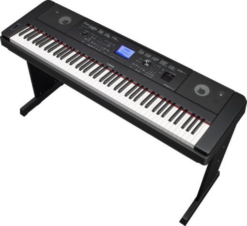 88-key, black Portable Grand.