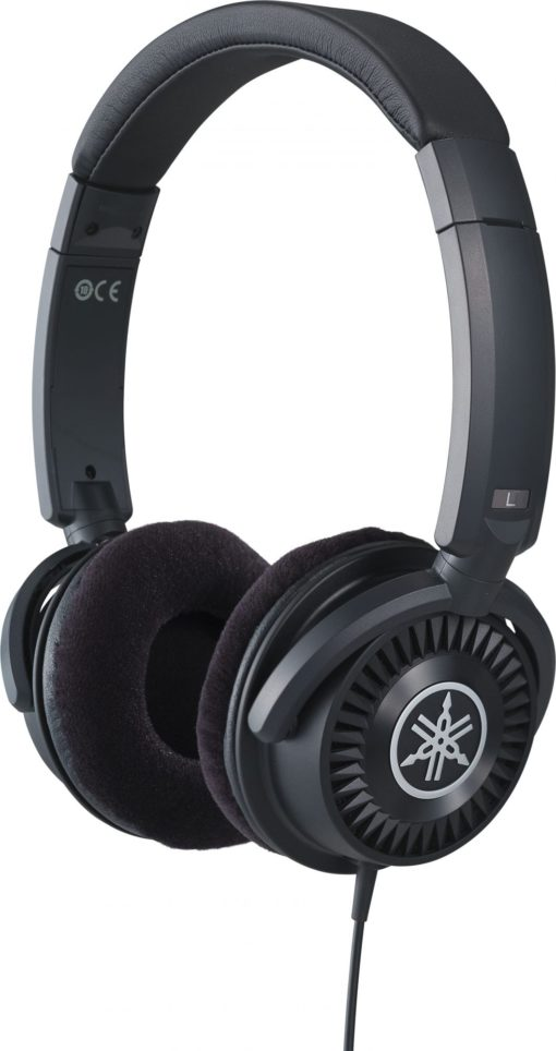 HIGH-END INSTRUMENT HEADPHONES - BLACK