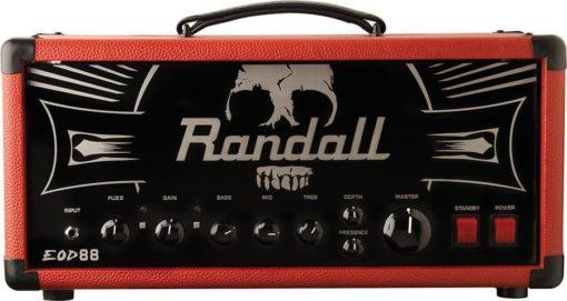 Red DOOM amp