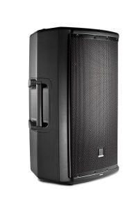15″ two-way powered speaker                                  1